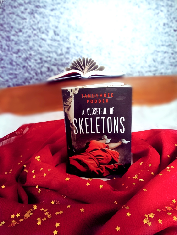 A Closet of Skeletons by Tanushree Podder review